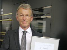 Dr. Stefan Popp, Geschäftsführer der Küppersbusch Hausgeräte, wurde in den Wirtschaftssenat des BVMV berufen.