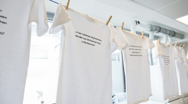 Innovation und Qualitätssicherung im Bereich der Weißen Ware, dafür steht das European Research Centre von Samsung in Stuttgart.