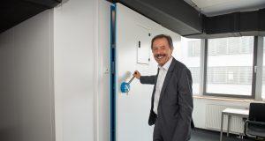 """""""Die Alltagstauglichkeit unserer Hauhaltsgeräte steht an oberster Stelle"""", Michael Laue, Leiter des ERC."""
