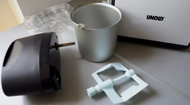 Unold Polar - Eismaschine mit Kompressor