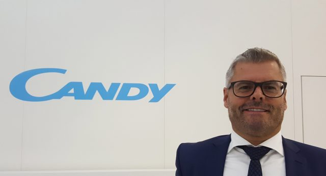 Ein absoluter Branchen-Kenner als neuer Country Sales Manager bei Candy Hoover: Wolfgang Baars.