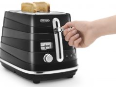 De´Longhi Toaster Avvolta mit Breakfast-Collections-App.