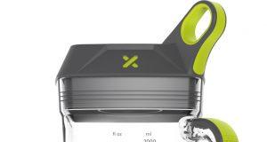 Kenwood Standmixer Blend-X Pro BLP900BK mit 6 Edelstahlmessern.