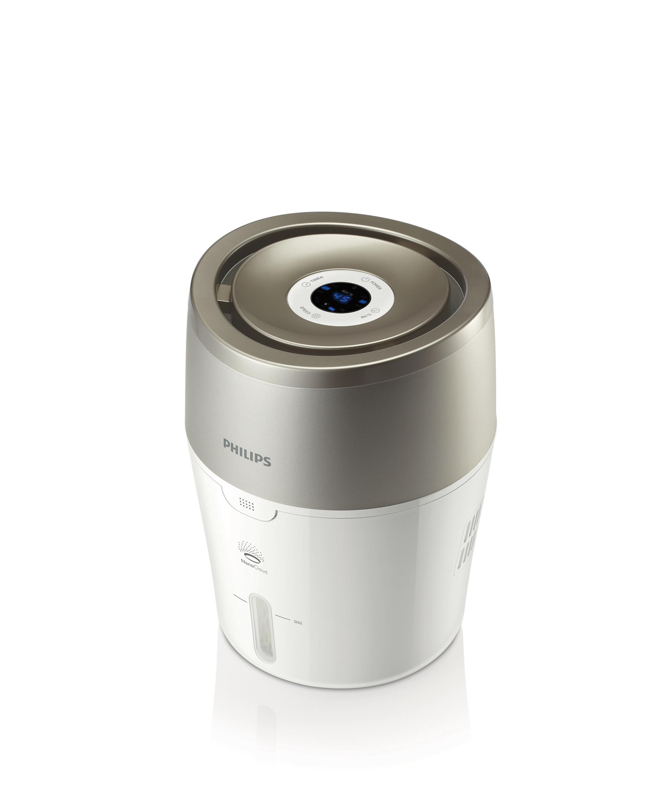Der Philips Luftbefeuchter HU4803/01