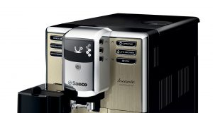 Der Saeco Kaffevollautomat Incanto Limited Edition Champagner HD8915/01