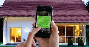 Einfach und praktisch: SmartHome mit komplett geschützter Elektroinstallation.