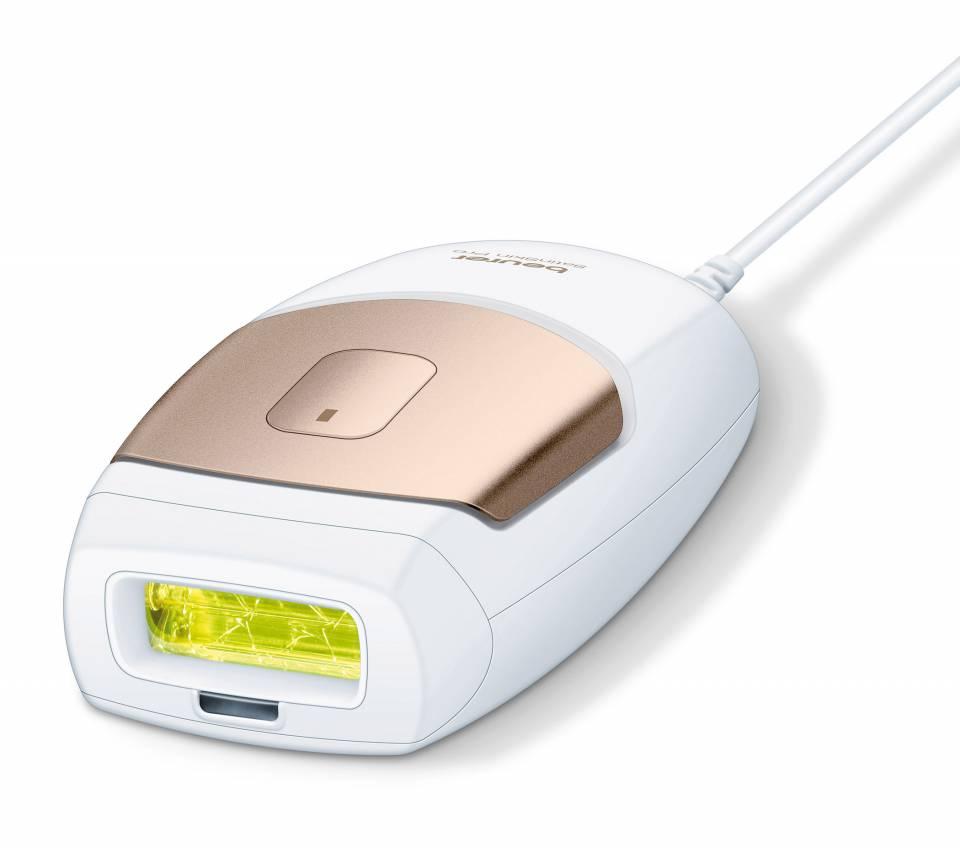 Beurer Haarentferner IPL 7500 mit beurer MyIPL App.