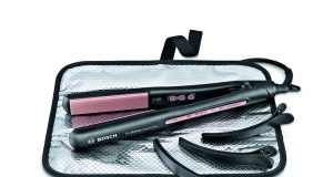 Der Bosch Haarglätter ProSalon Supreme Sleek&Curl PHS9948