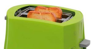 Der Cloer Toaster 3317 in Grün