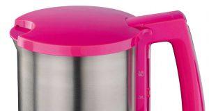 Der Cloer Wasserkocher 4717 in Pink