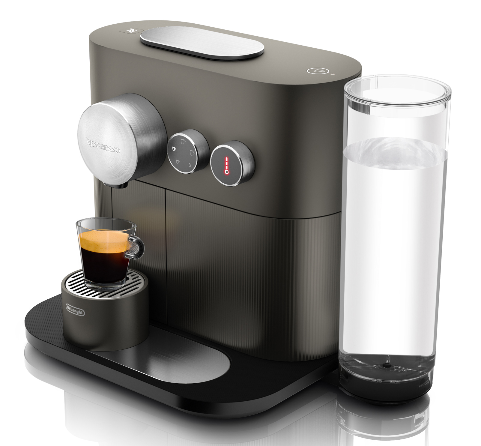 delonghi nespresso kaffeemaschine expert