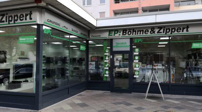 EP: Böhme und Zippert ist mehr als ein Nachbarschaftshändler in einem Wohngebiet. Kunden kommen aus ganz Hilden und dem angrenzenden Langenfeld.