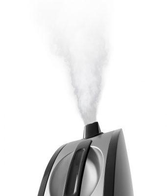 Medisana Luftbefeuchter PR-H90 mit Hygrometer.