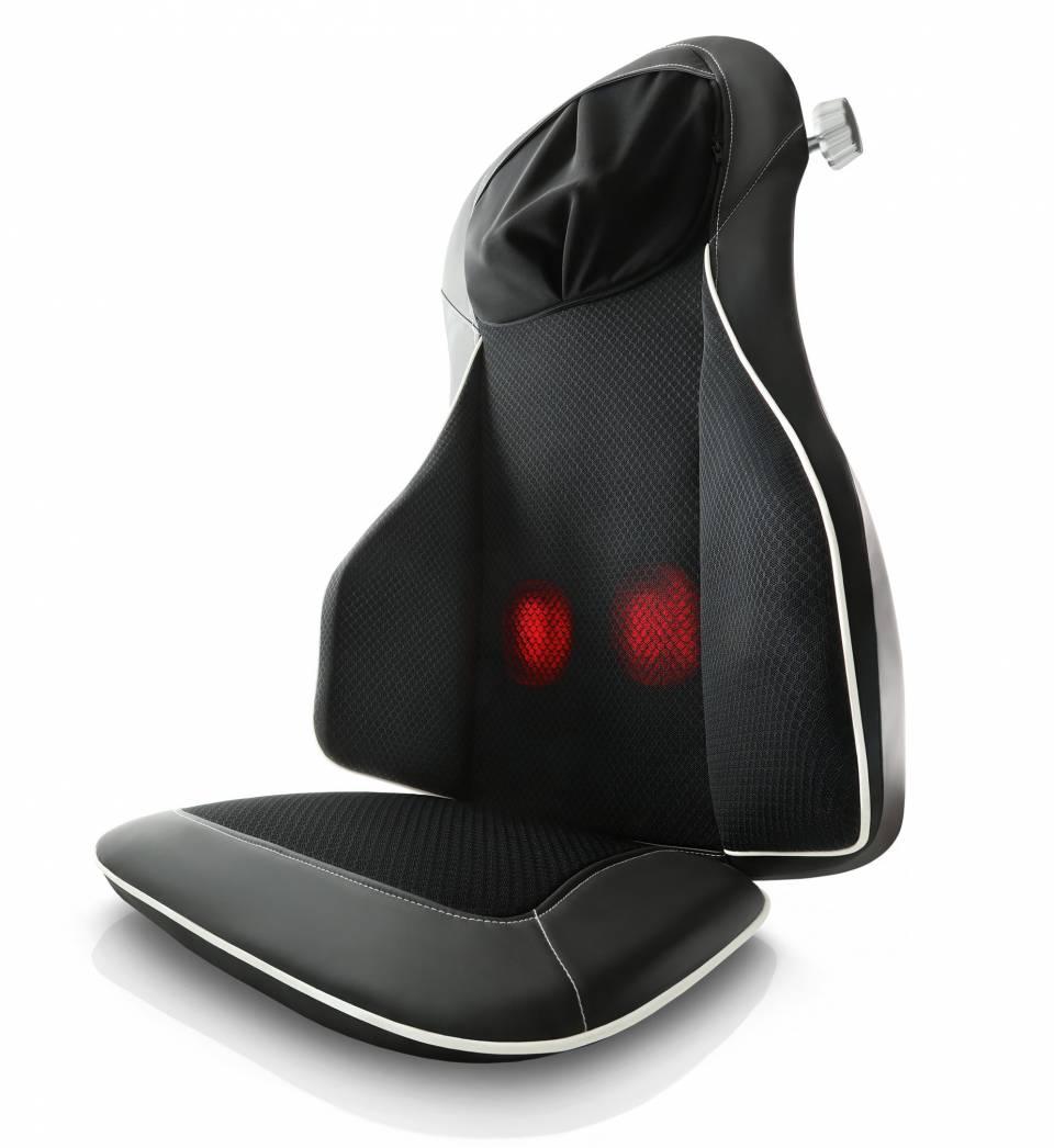Medisana Shiatsu-Akupressur Massagesitzauflage PR-M90 mit Wärmefunktion.