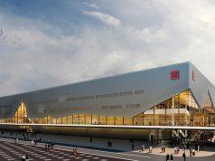 Ab 2018 betriebsbereit: Halle 12 im Westen des Frankfurter Messegeländes.