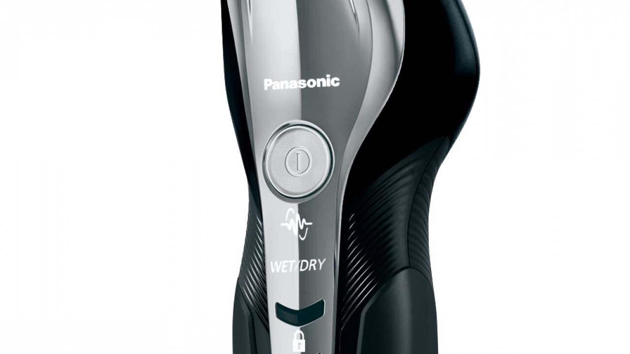 Panasonic ES-ST3N Nass//Trocken-Rasierer 3-fach Scherkopf Elektrorasierer
