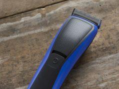 Remington Haarschneider PrecisionCut Titanium HC5500 mit titanbeschichtete Klingen.
