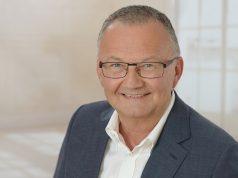 Nach seiner Tätigkeit für Panasonic, Samsung und Grundig ist Hans Wienands nun neuer Senior Vice President bei Hisense Germany. (Foto: Andi Werner)