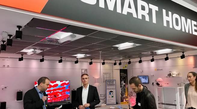 Saturn Ingolstadt - Smart Home