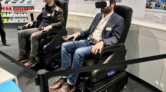 Saturn Ingolstadt - Virtual Reality 1