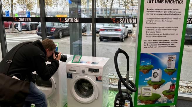 Saturn Ingolstadt - Nachhaltigkeit