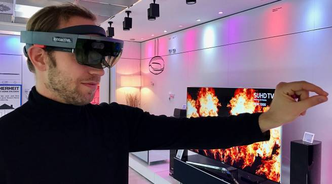 Saturn Ingolstadt - Virtual Reality 2