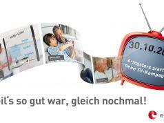 """Starke Kampagne von e-masters: """"intelligent Modernisieren""""."""