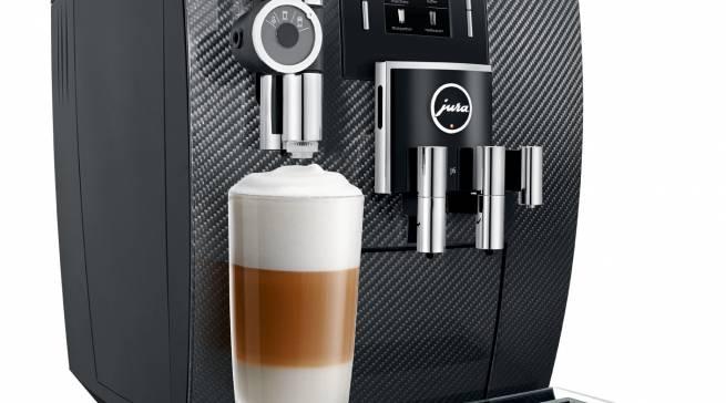 Espresso-/Kaffee-Vollautomat J6 Carbon – Lim. Edition von Jura