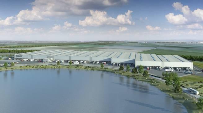 Im Juli dieses Jahres weihte GGV ein neues Logistiklager mit einer Fläche von über 70.000qm ein.