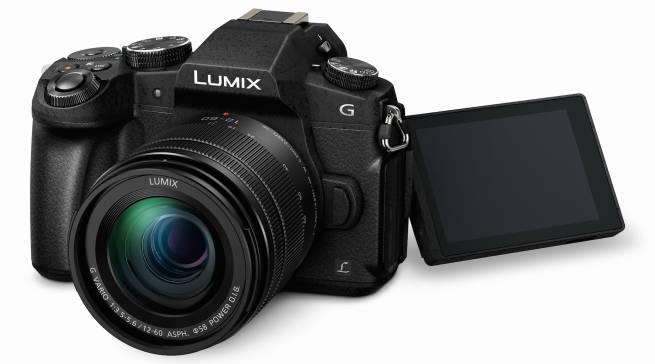 Systemkamera Lumix DMC-G81 von Panasonic