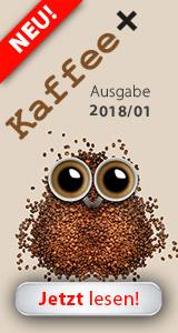 Kaffee+ Sidebar rechts