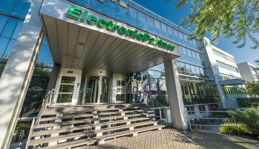 In Düsseldorf verwurzelt, in Europa daheim: EP seit Jahren erfolgreich in einem extrem schnelllebigen Umfeld.