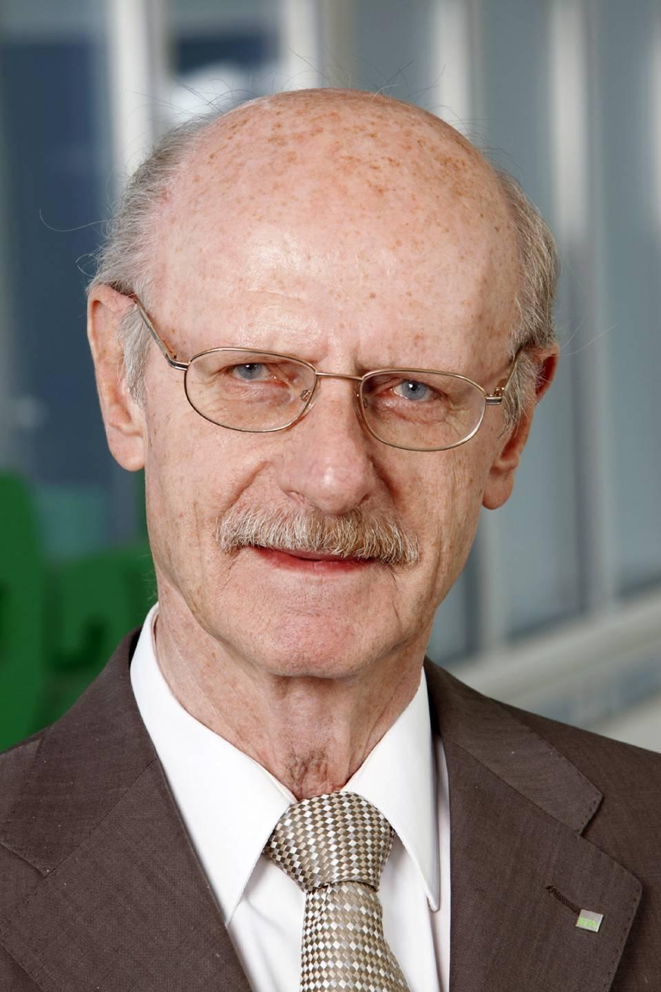 Unternehmer aus Leidenschaft: Edgar Haubrich