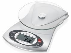 Medisana Küchenwaage KS 220 mit Temperaturanzeige.