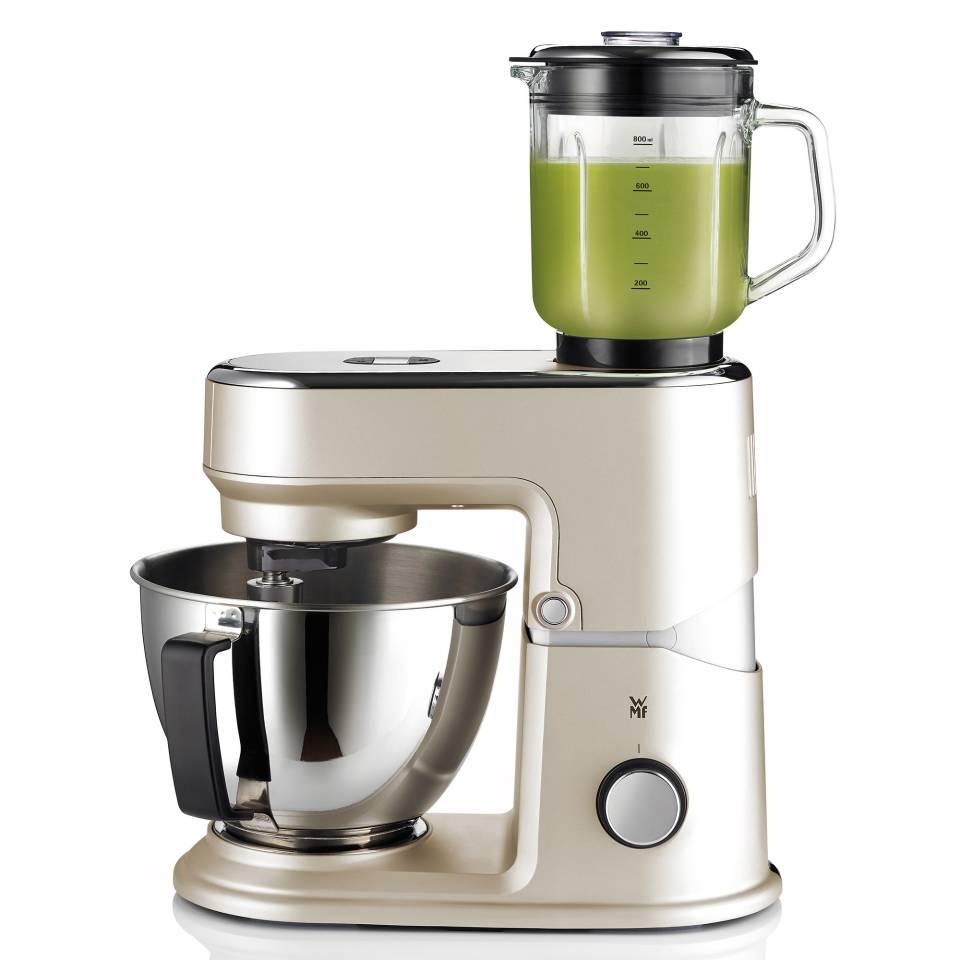 WMF Küchenmaschine One for All mit Safety Assistent.