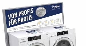Für Profis, Workaholics und Perfektionisten: Die Gewerbemaschinen von Whirlpool.