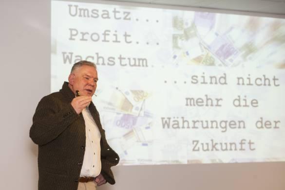 Für den Retailexperten Frank Rehme ist die neue Währung im Handel: Aufmerksamkeit!