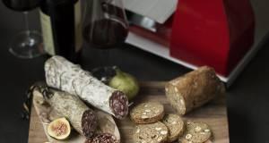 """Ob Wurst oder Brot: Gleichmäßiger """"Aufschnitt"""", beispielsweise für Antipasti, ist bei der """"Sliced Kitchen"""" von Graef ein neu ausgerufener Küchentrend."""