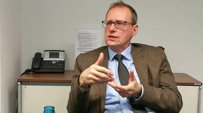 """""""Die Kleingeräte sind einfach ein sexy Markt"""", Werner Scholz."""