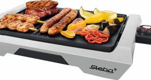 Steba BBQ Tischgrill VG 50 für innen und außen.