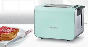 Bosch Toaster TAT8612 mit IndividualRoast Selection.