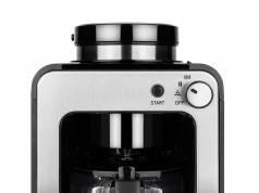 Caso Kaffeemaschine Coffee Compact mit Mahlwerk.