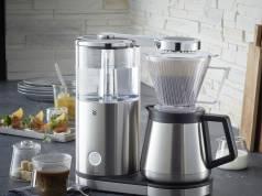 Die WMF AromaMaster Thermo Kaffeemaschine wurde Testsieger mit der Bestnote 1,6.