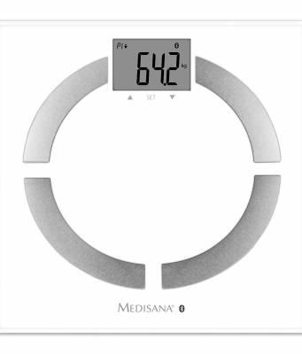Medisana Personenwaage BS 444 connect ist eine Körperanalysewaage.