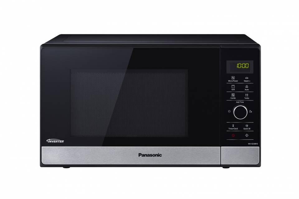 Die Panasonic Mikrowelle NN-GD38H