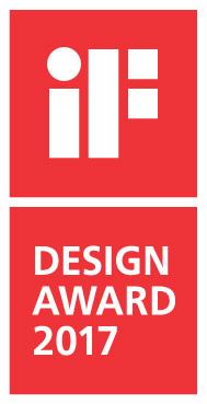 Siegel iF Design Award 2017