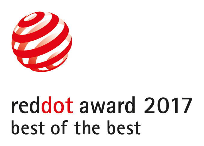Red Dot Award 2017 Best of the best