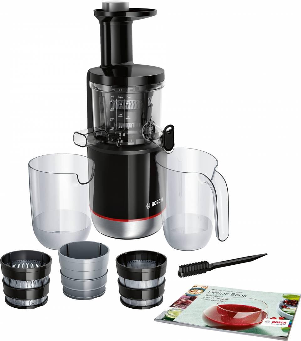 Bosch Mixer VitaExtract Slow Juicer mit Gentle Squeezing.