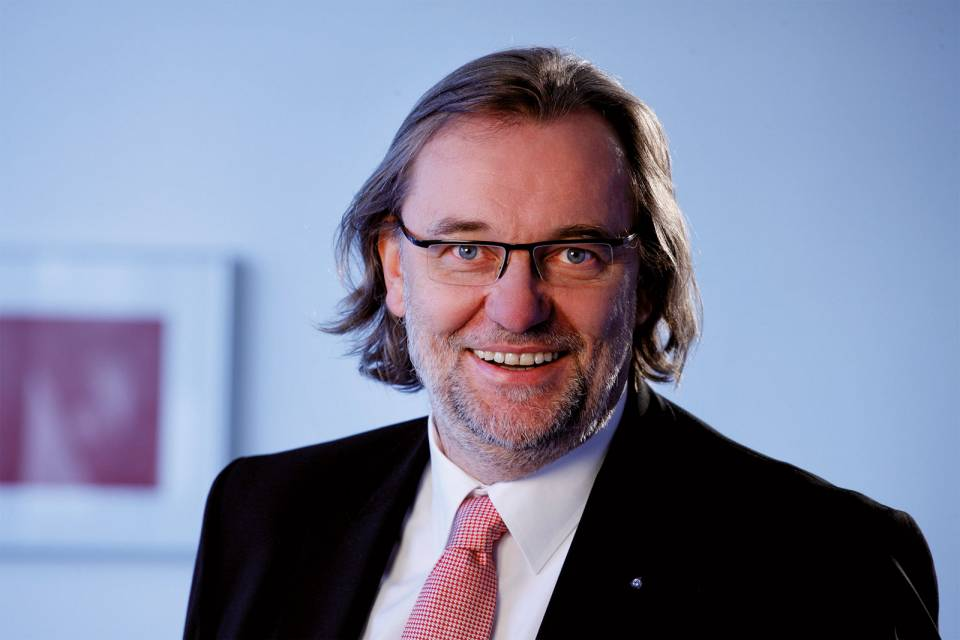 """""""Das Ranking bestätigt unsere Ideale"""", Hermann Graef, Geschäftsführer Gebr. Graef."""