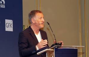 """Klaus-Peter Voigt, CPO MediaMarktSaturn Retail Group: """"Die MediaMarkt Retail Group ist auf einer Reise, die wir gerade erst begonnen haben und noch lange nicht beendet ist."""""""